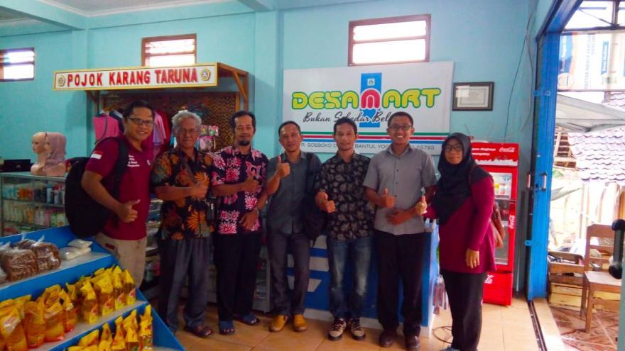 Image : Study Banding BUMDes Ke Dlingo Kab Bantul