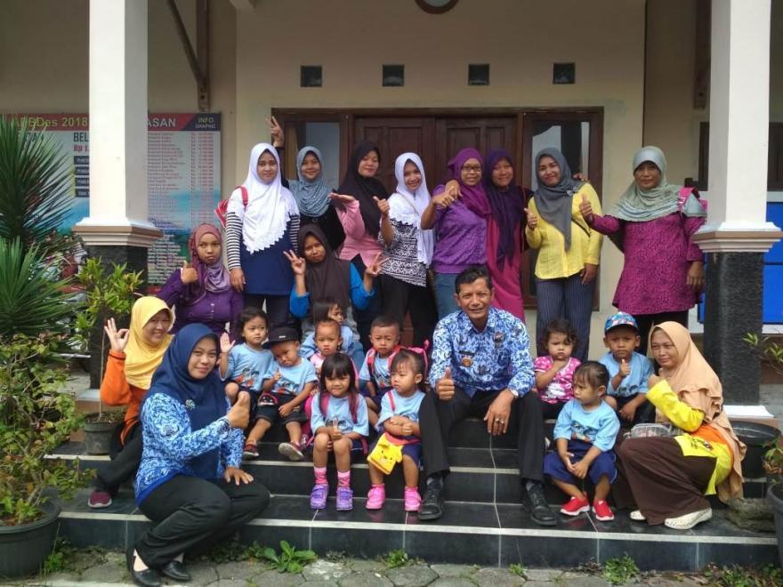 Image : Balai Desa Ramah Anak