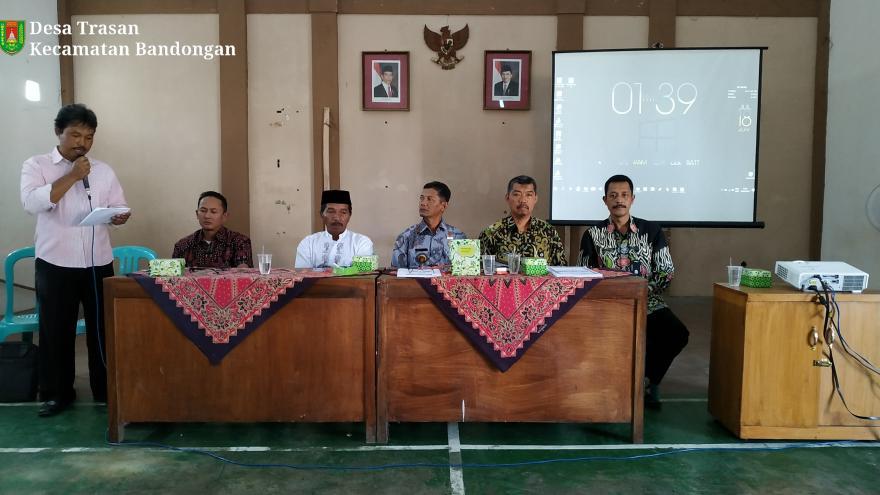 Image : Pembentukan Panitia Pemilihan Kepala Desa