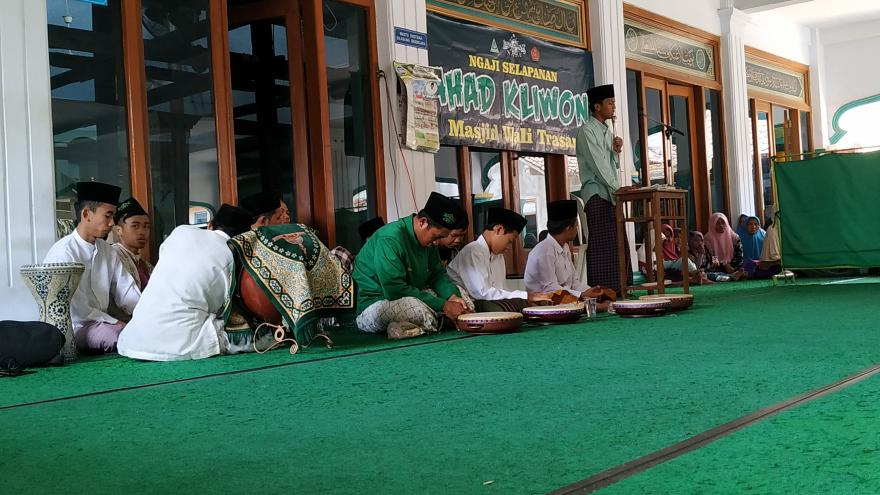 Image : Pengajian Selapan Masjid Patilasan Wali