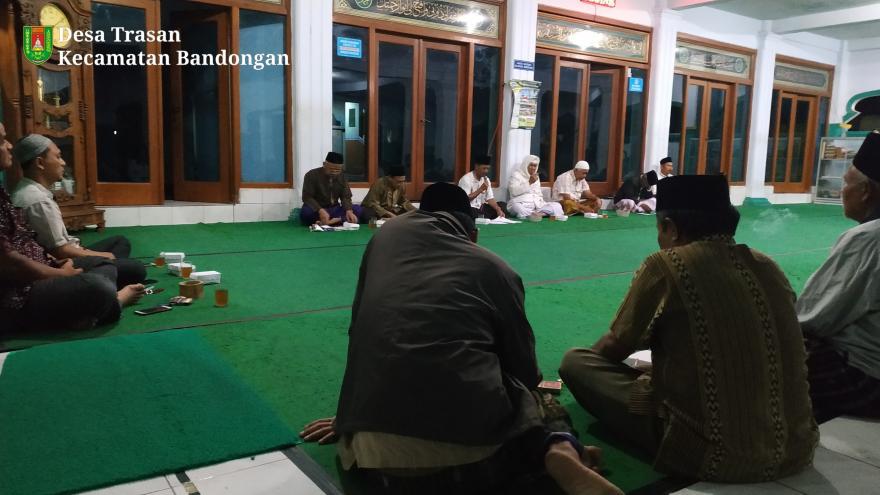 Image : Rapat Persiapan Peringatan Maulid Nabi Muhammad SAW