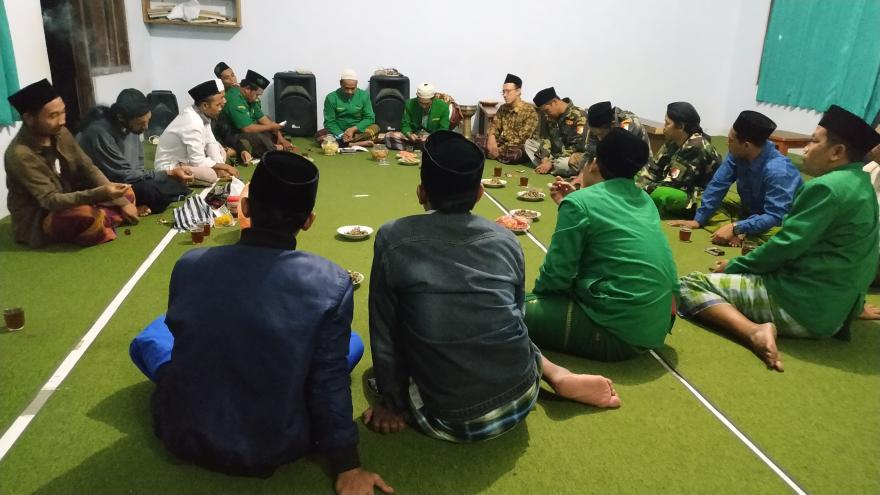 Image : Reorganisasi Pemuda Ansor Ranting Trasan