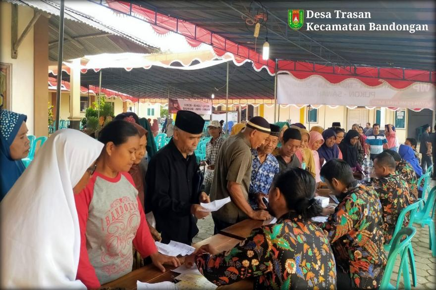 Image : Pemilihan Kepala Desa Trasan