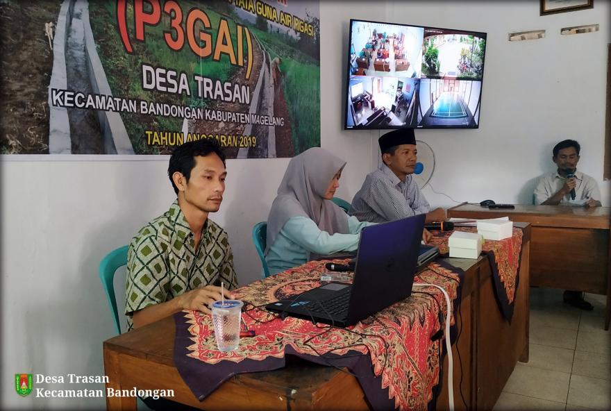 Image : Laporan Pertanggungjawaban P3-TGAI
