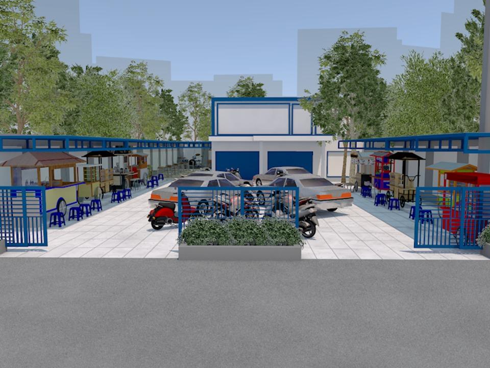 Image : Rancangan Bangunan Bumdes